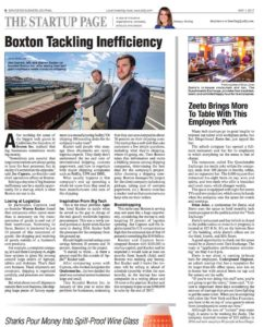 Boxton San Diego Business Journal